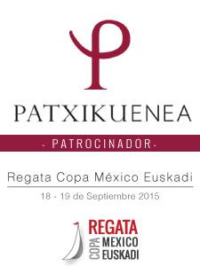 Patrocinador Copa Mexico-Euskadi 2015